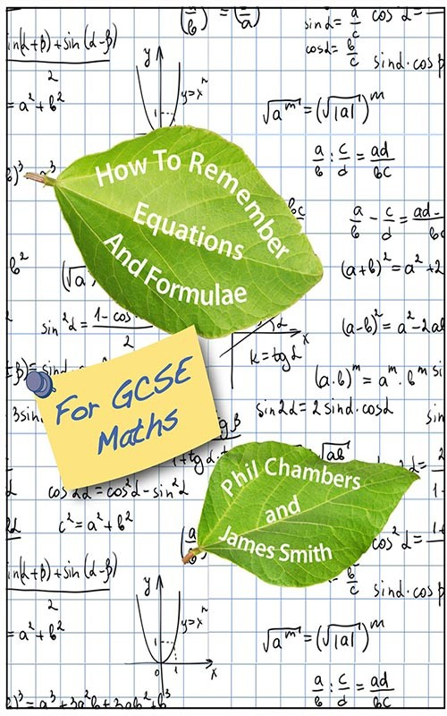 How to Remember Equations and Formulae