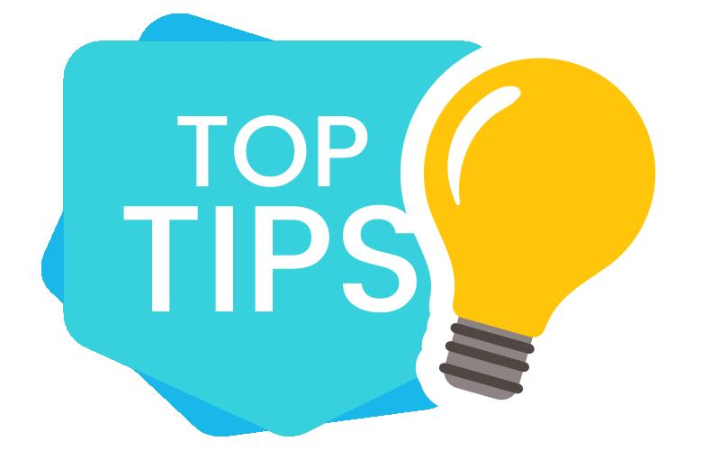 Top memory tips